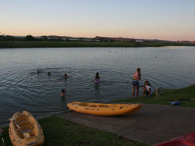 Lake Grappa Guestfarm & Ski School Activities